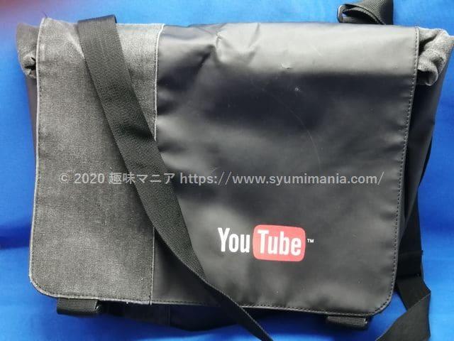 Youtubeショルダーバッグ